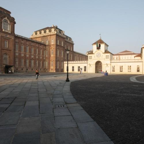 Piazza Esedra (ora Piazza della Repubblica)