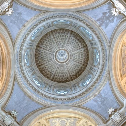 Cappella di Sant'Uberto - Foto di Giorgio Bacci