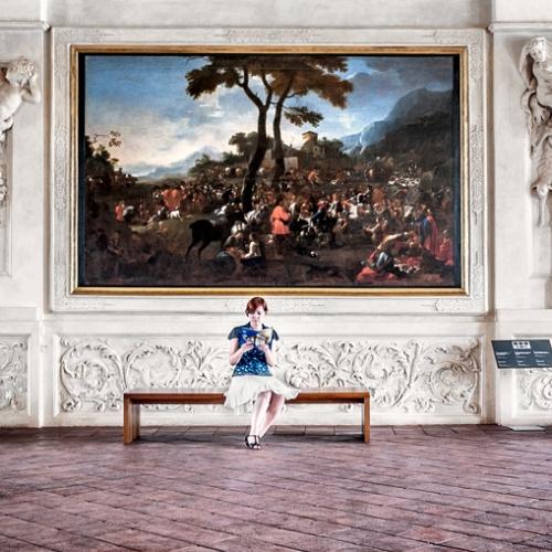 La Sala di Diana - Foto di Giuliano Iunco