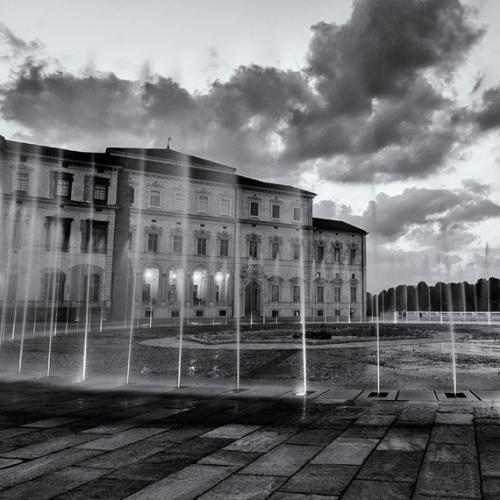 Teatro d'Acqua della Fontana del Cervo - Foto di Andrea Rignanese
