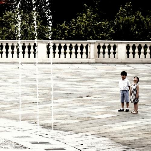 Teatro d'Acqua della Fontana del Cervo - Foto di Antonello Cellerino