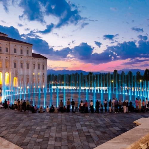 Teatro d'Acqua della Fontana del Cervo