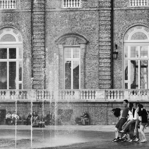 Teatro d'Acqua della Fontana del Cervo - Foto di Maurizio Di Palma