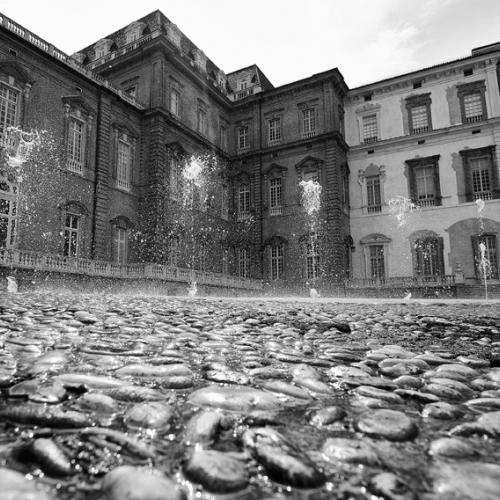 Teatro d'Acqua della Fontana del Cervo - Foto di Paola Grassi