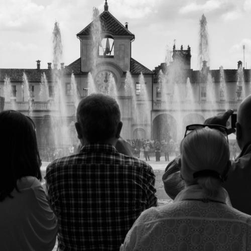 Teatro d'Acqua della Fontana del Cervo - Foto di Ezio Morone