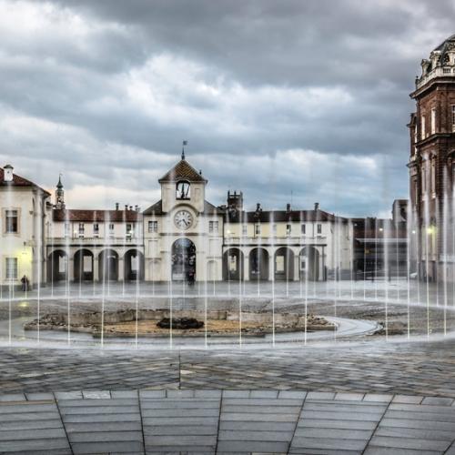 Teatro d'Acqua della Fontana del Cervo - Foto di Paola Zuliani